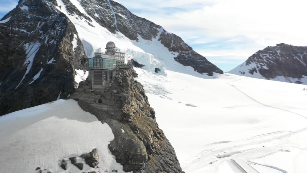 Glaciers of Switzerland