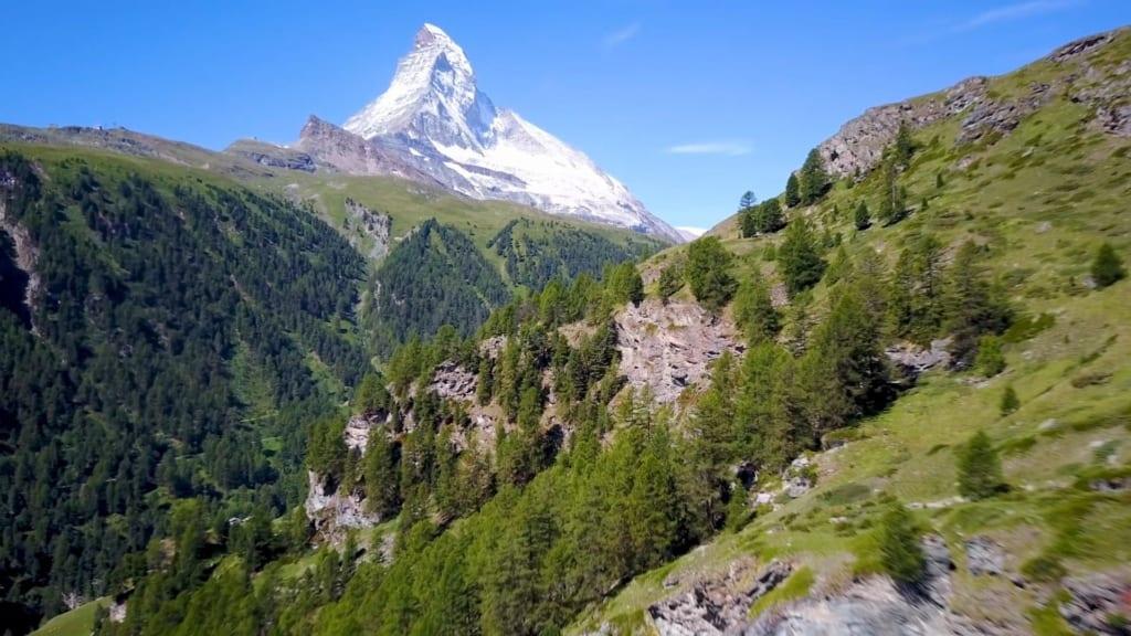 Matterhon Park of Switzerland
